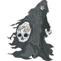 Grim Reaper T-shirt, Grim Reaper T-shirts