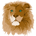 Realistic Lion T-shirt