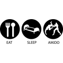 Eat Sleep Aikido