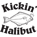 Kicking Halibut