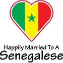 Happily Married Senegalese
