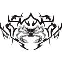 Crab Tattoo