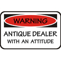 Antique Dealer T-shirt, Antique Dealer T-shirts