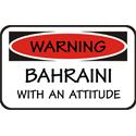 Attitude Bahraini