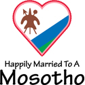 Happily Married Mosotho