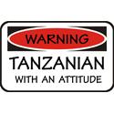 Attitude Tanzanian