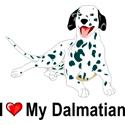 Dalmatian T-shirt, Dalmatian T-shirts