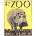 Vintage Philadelphia Zoo
