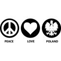 Peace Love Poland
