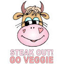 Steak Out T-shirt & Gift