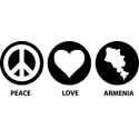 Peace Love Armenia