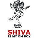 Shiva Is My Om Boy Merchandise