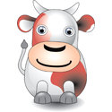 Cow T-shirt & Cow Gift, Cow T-shirts & Cow Gifts