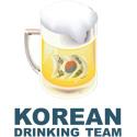 Korean Drinking Team