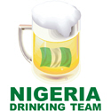 Nigeria Drinking Team