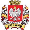 Stylish Poland Crest
