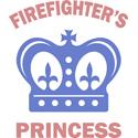 Firefighter's Princess
