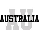 AU Australia T-shirt