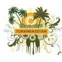 Palm Tree Turkmenistan