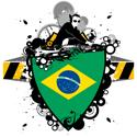 Hip Brazil T-shirt