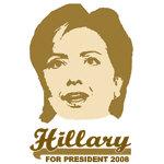 Retro Hillary For President