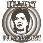 Retro Hillary