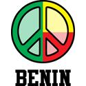 Peace In Benin T-shirt