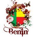 Butterfly Benin T-shirt
