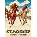 St. Moritz Engadin Schweiz
