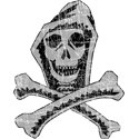 Vintage SKull & Crossbones