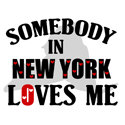Somebody In New York