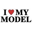 Model T-shirt, Model T-shirts