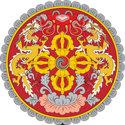 Bhutan Coat Of Arms