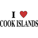 I Love Cook Islands Gifts