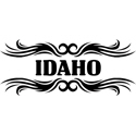 Idaho Tribal Tattoo