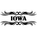 Tribal Iowa Tattoo