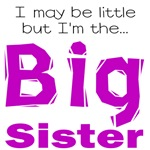 I may be little - Big Sister