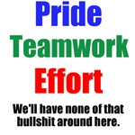 Teamwork Pride