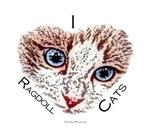 I (heart) Ragdoll Cats