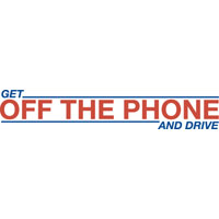Get Off the Phone and Drive