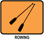 Rowing (orange)