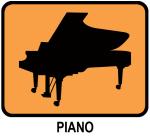 Piano (orange)