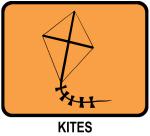 Kites (orange)