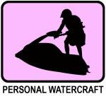 Personal Watercraft (pink)