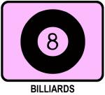Billiards (pink)