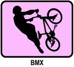 BMX (pink)