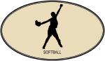 Softball (euro-brown)