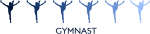 Gymnast (blue variation)