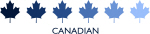 Canadian (blue variation)