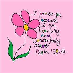 Fearfully and Wonderfully Made - Color